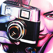 Art Camera - Shooting cool photo and videos