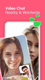 Gaze Video Chat App-Random Live Chat & Meet People 1