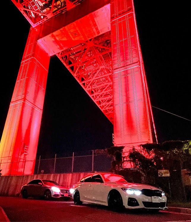 3シリーズ セダン のW205,北九州,若戸大橋,苅田,福岡に関するカスタム&メンテナンスの投稿画像2枚目