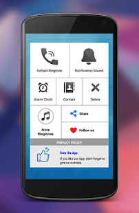 Best Galaxy S9 Ringtones - náhled