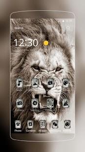 Řvoucí Fury Lví král - náhled