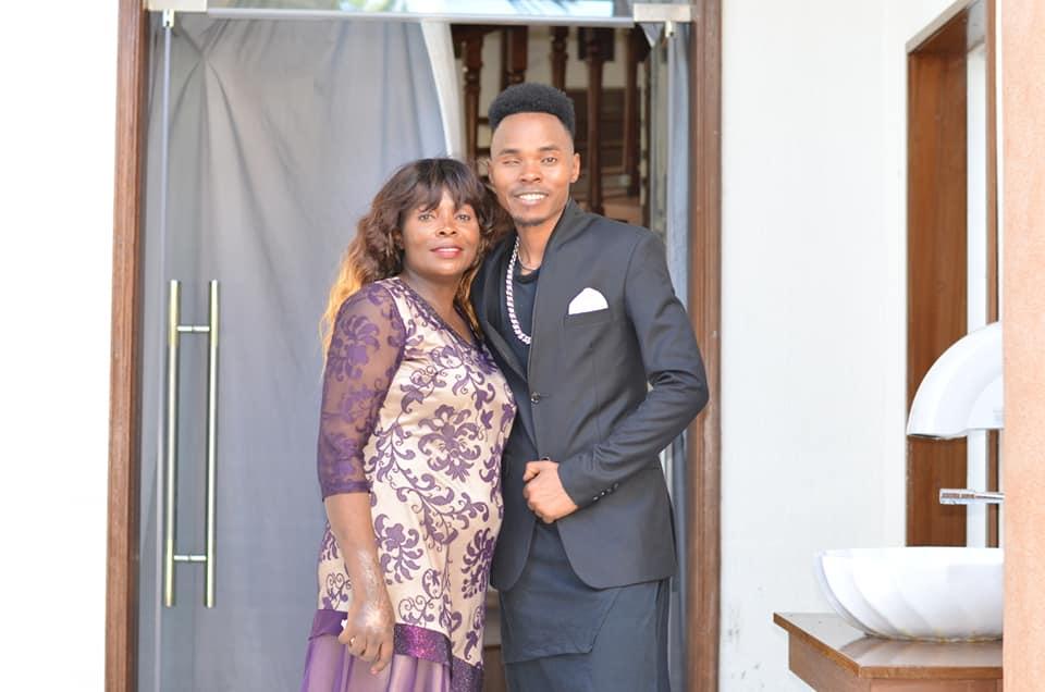 God accepted me again — Muhando