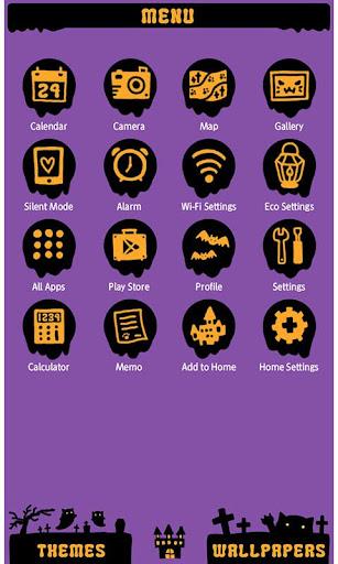 玩免費個人化APP|下載★免费换装★喵咪的万圣节之夜 app不用錢|硬是要APP