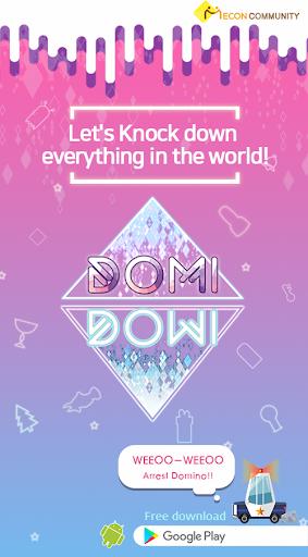DomiDomi-World of Domino  captures d'écran 1