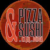 Pizza-Sushi