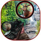Jungle Animal Hunting : Sniper animal shooter