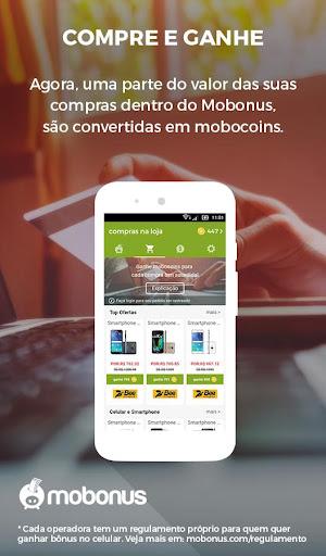 mobonus - Ganhar bônus celular