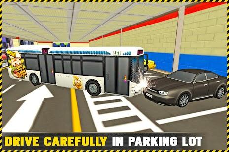 Multi-Storey Bus Parking 2016 screenshot