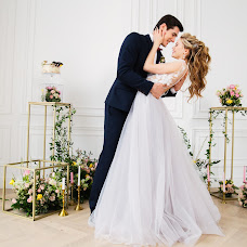 Wedding photographer Anastasiya Nikitina (anikitina). Photo of 01.03.2018