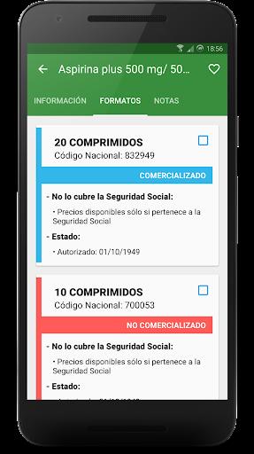 Medicamentos Screenshots 4