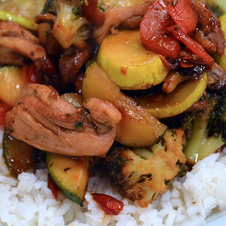 Chicken Thigh Stir Fry Recipes.