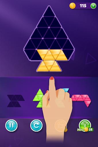 Block! Triangle puzzle: Tangram  trampa 1