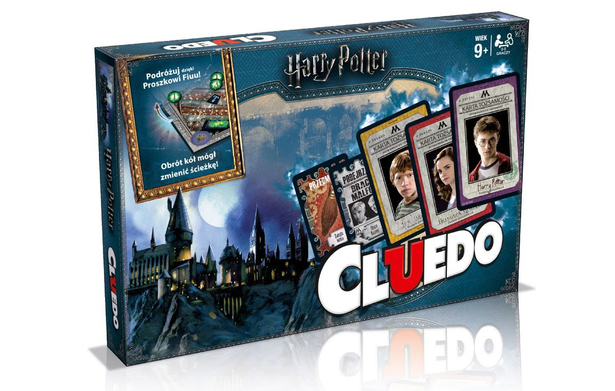 Cluedo Harry Potter - Winning Moves