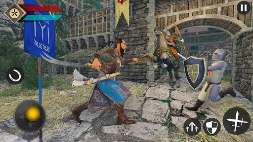 Ertuu011frul Gazi Game 2020:Real Mount & Blade Fight 1.0.7 screenshots 15
