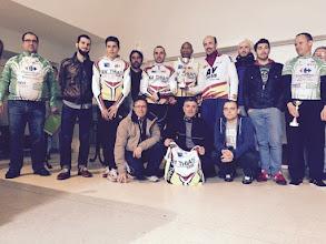 Photo: Prix d'équipe en départemental à St léger en Yvelines le 26 avril 2015
