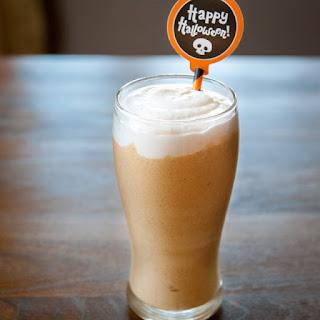 Pumpkin Milkshake (Dairy-free, Paleo, AIP).