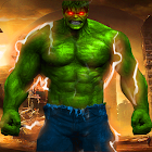 Incredible Monster Superhero City Battle Game 2021