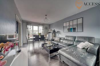 Appartement 4 pièces 74,6 m2