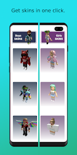 Skins for Roblox without Robux 2