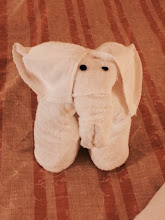 Photo: We called him Edgar-phant - cuz we missed the dogs