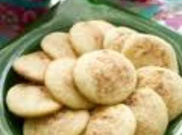 Not My Picture But A Picture Of Sour Cream Cookies...