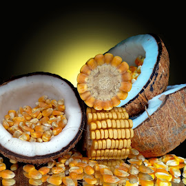 Corns  by Asif Bora - Food & Drink Fruits & Vegetables (  )