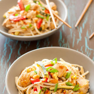 Gluten Free Pad Thai Sauce Recipes