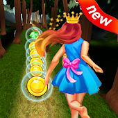 JUNGLE PRINCESS RUN GAME
