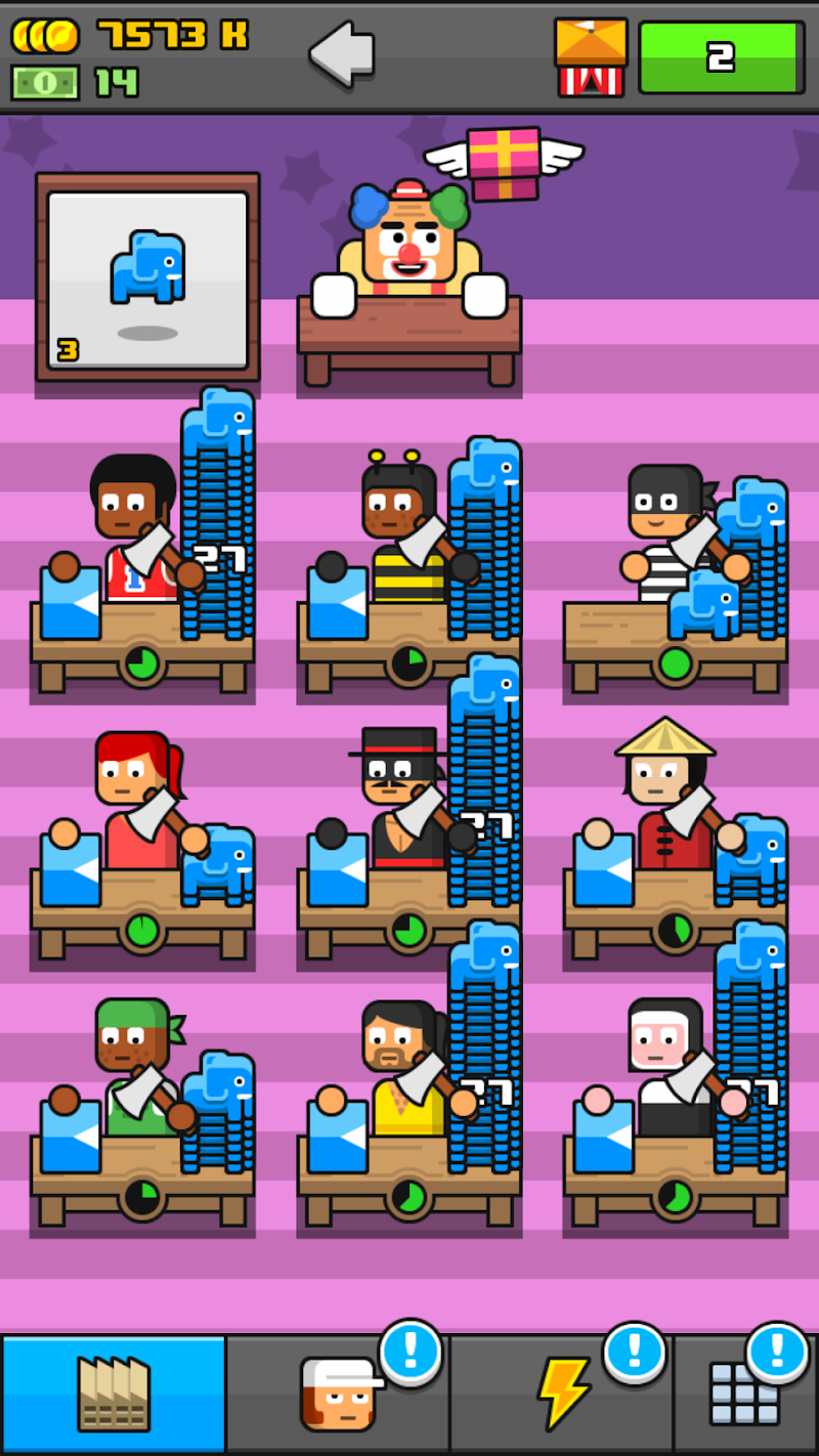 Make More! – Idle Manager Screenshot 19