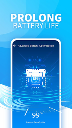 Battery Saver Charge Faster & Ram Cleaner screenshot 4