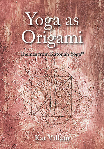 Yoga as Origami cover
