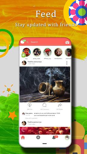 Mitro - First Indian Social Media App ss3