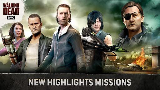 The Walking Dead No Man's Land screenshot 1