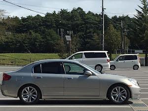 スカイライン V35 GT FOURのカスタム事例画像 katokenさんの2019年09月16日18:18の投稿