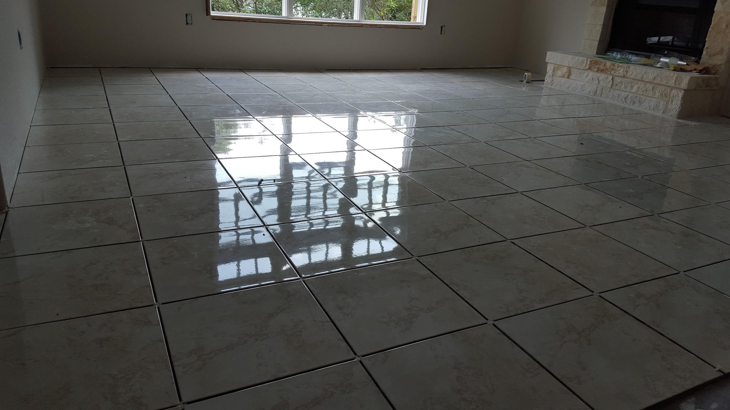Tile Flooring - San Antonio, TX