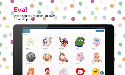 Eva: Everything for Telegram 2 5 1 APK for Android