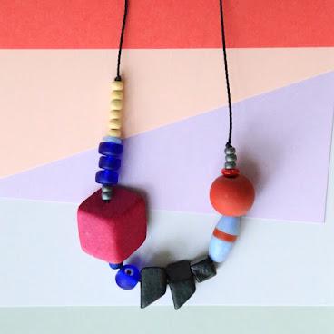 Cubes NX3 necklace