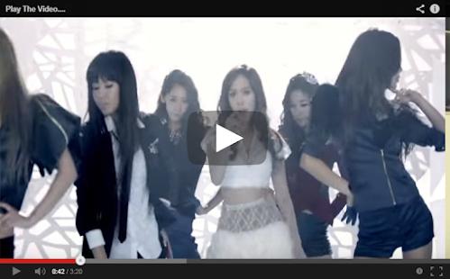 K-POP GENERATION VIDIO - náhled