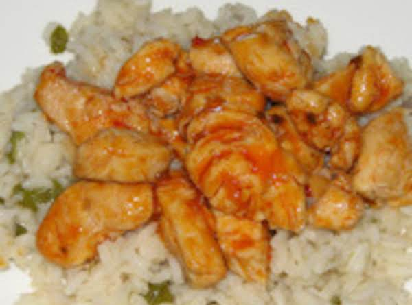 One Dish Sweet And Sour Chicken