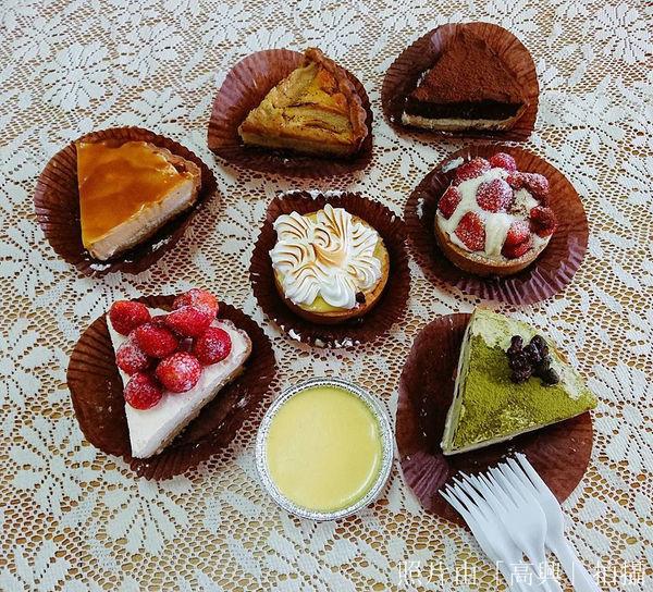 柴胖法國手工甜點
