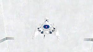 陸戦型ボール  (非武装タイヤなし)