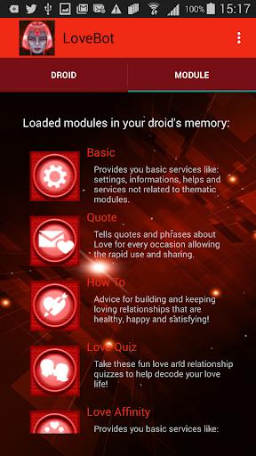 LoveBot Love Oracle: Love horoscopes 3.0.0 screenshots 20