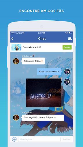 Clash Amino em Português screenshot 4