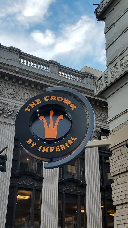 The Crown PDX, by Imperial