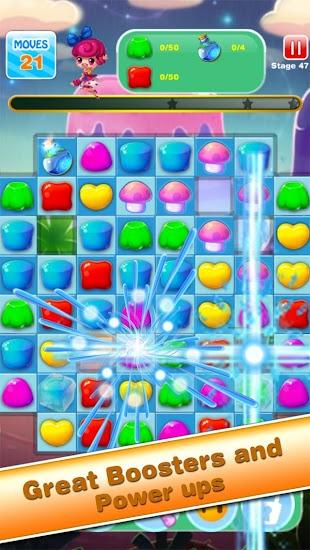 Jelly Heros Mania - King Charm- screenshot thumbnail