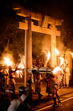 """Photo: This photo appeared in an article on my blog on May 12, 2013. この写真は5月12日ブログの記事に載りました。 """"Last Year's Kurama Fire Festival"""" http://regex.info/blog/2013-05-12/2257"""