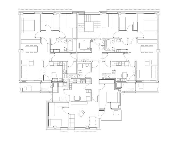 Viviendas en Trinitat - Ravetllat Ribas Arquitectos