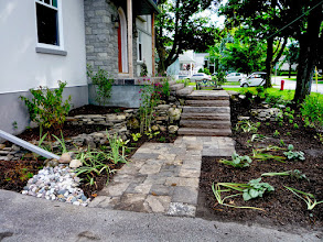 Photo: Imagine coming home for a hard day of work to this lovely entrance.