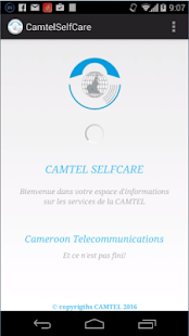 CAMTEL Self Care- screenshot thumbnail