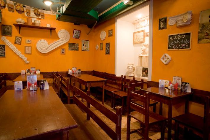 Фото №8 зала Золотая вобла на Марксистской